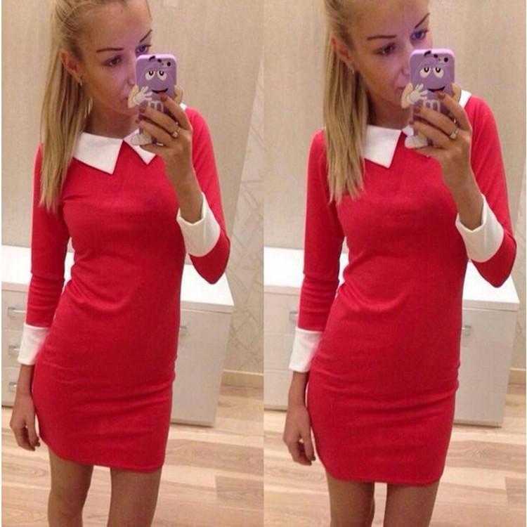 Платья цвет 2015 с доставкой