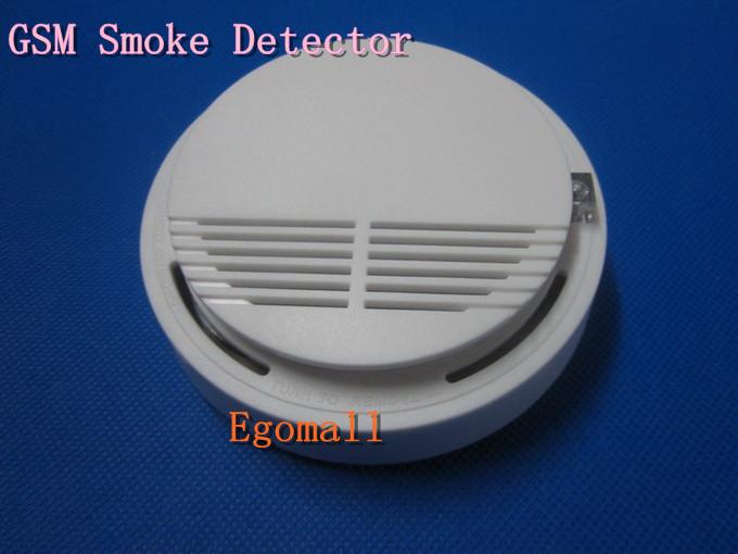 wireless smoke detector sensor for wireless gsm alarm system fire alarm for house reside. Black Bedroom Furniture Sets. Home Design Ideas