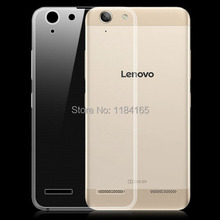 0.3mm Super Slim Soft Skin Gel Silicone TPU Case for Lenovo Vibe K5 / K5 Plus Clear Cover in Wholesale(China (Mainland))