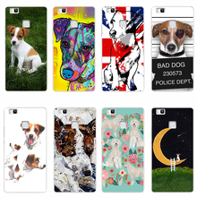 Buy Lavaza jack russell dog puppy Hard Transparent Cover Case for Huawei P10 P9 Lite Plus P8 Lite P7 6 G7 & Honor 8 Lite 4C 4X 7 for $1.23 in AliExpress store