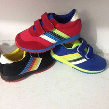 Free Shipping 2015 new 16cm 19cm Canvas boys and girls shoes Children s shoes skid resistance
