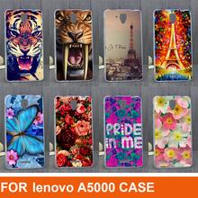 for Lenovo A5 A500 A5000 case Lenovo A5000 phone case PC cover hard painting case cover for lenovo A5 A5000