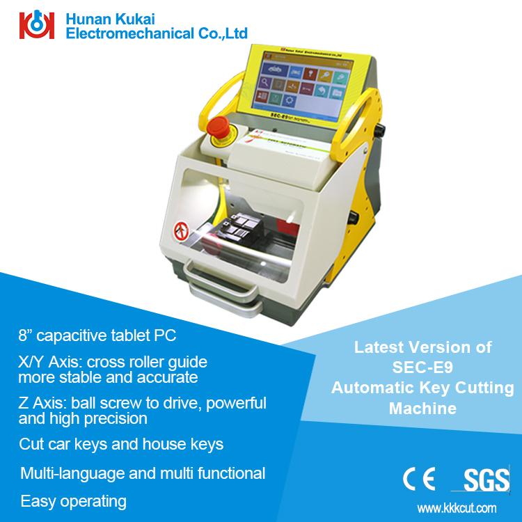 used key cutting machine for sale