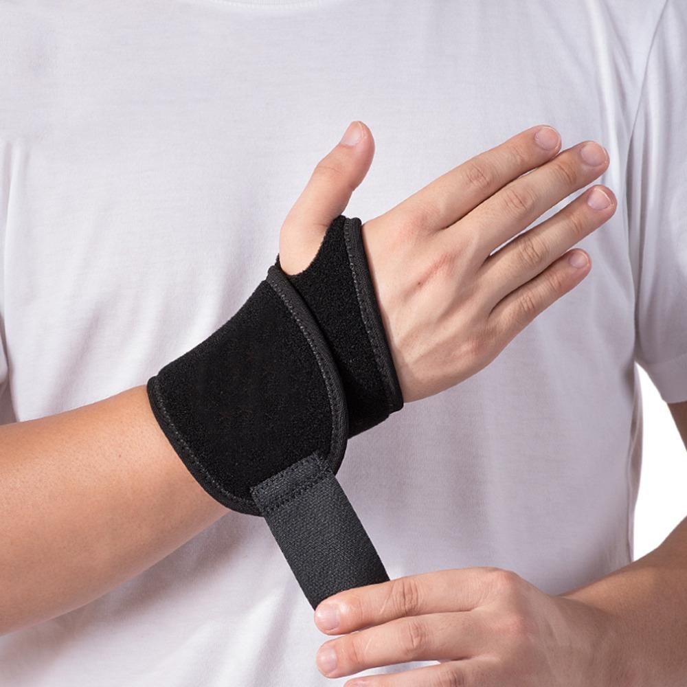 Training Exercises Wristband Wrist Wraps Bandage Hand Brace Strap Protector free shipping(China (Mainland))
