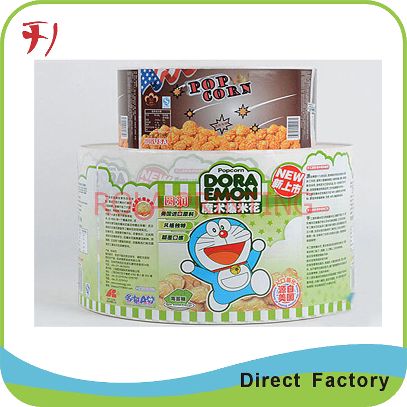 Customized high quality self adhesive customized label printing machine roll sticker with competitive price(China (Mainland))