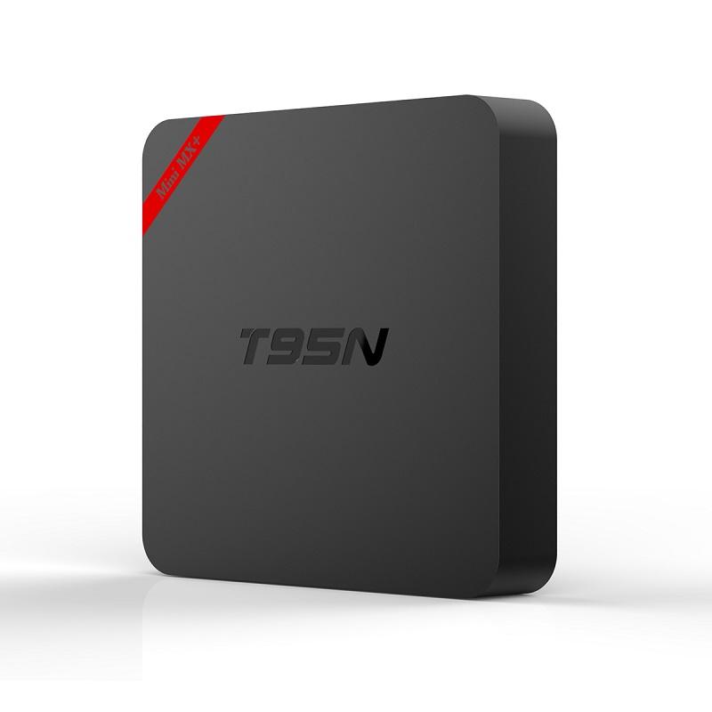 image for New T95N Mini MXPLUS Android 6.0 Smart TV Set Top Box S905X Quad Core