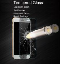 For iPhone 6 4.7 inch 2.5D 0.3mm Front Premium Tempered Protective Glass Ultra Thin Screen Protector Film