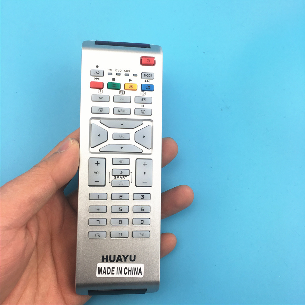 universal remote control suitable for PHILIPS TV/DVD/AUX REMOTE CONTROL CONTROLLER RM-631 RC1683701/01 RC1683702-01(China (Mainland))