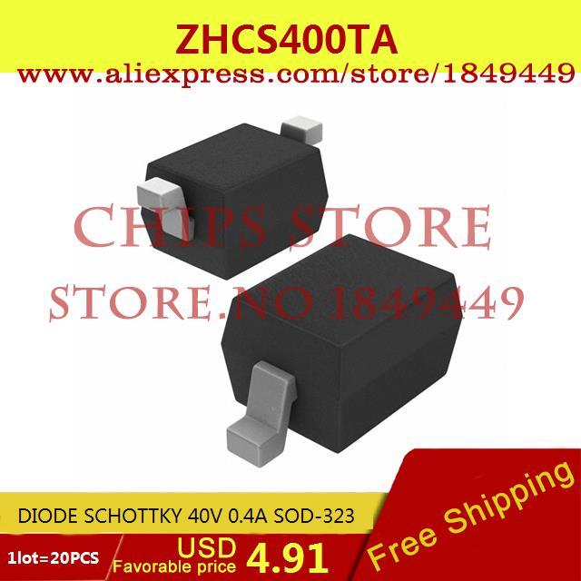 Цены на ZHCS400TA
