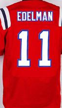 Good quality,Men's 12 Tom Brady 87 Rob Gronkowski 11 Julian Edelman elite jerseys,Stitched jersey,White,Red,Blue,Size 40-56(China (Mainland))