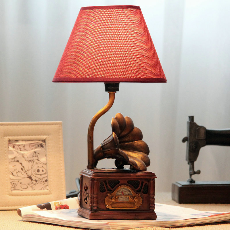 table lamps vintage chinese style table light fashion bedroom bedside