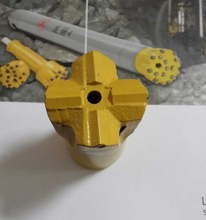 43mm taper cross bits rock drill bits(China (Mainland))