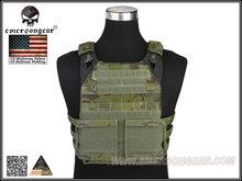 Buy Emerson Molle CP Style Adaptive Vest JPC 2.0 Tactical Vest Combat Chest Protection Plate Carrier Vest Multicam Tropic EM7436MCTP for $96.59 in AliExpress store