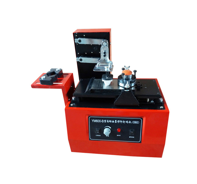 Electric expiration date codes printing machine, oil painting equipment tools,automatic curve pad printer,trademark,logo marker