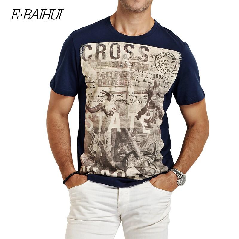 HTB1ObeyNpXXXXcKaXXXq6xXFXXXy - E-BAIHUI Summer Men Cotton Clothing Dsq T-shirtS Camisetas t shirt Fitness tops TeeS Skateboard Moleton mens t-shirts Y032