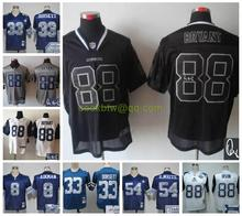 ALL Style Signature ! New arrival,Dallas Cowboys,22 E.Smith 24 Morris Claiborne 33 Tony Dorsett 82 Jason Witten 88 Dez Bryant(China (Mainland))