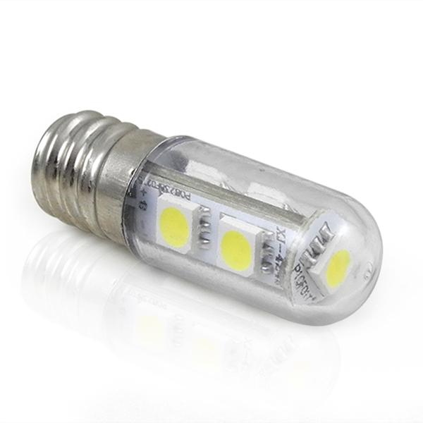 C 1pc E14 1 W LED ampoule se allume LED light Chandelier