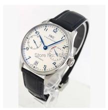 Correa de cuero relojes hombres lujo de la marca cronógrafo hombres de grandes relojes de marcación máquina deportiva relojes venta