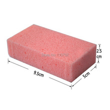 1Pcs Pumice sponge Foot Care Tool Mr. Pumice Purple Coarse Pumi Bar Stone ULTIMATE SPONGE MEDIUM/COARSE PUMI BAR