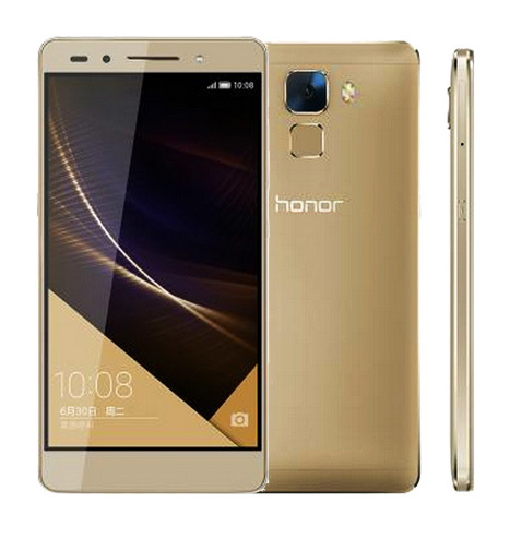 "Newest Original Huawei Honor 7 64GB ROM 4G LTE Mobile Phone Octa Core 5.2"" 1920x1080p 3GB RAM 20MP Camera Android 5.0 Lollipop(China (Mainland))"