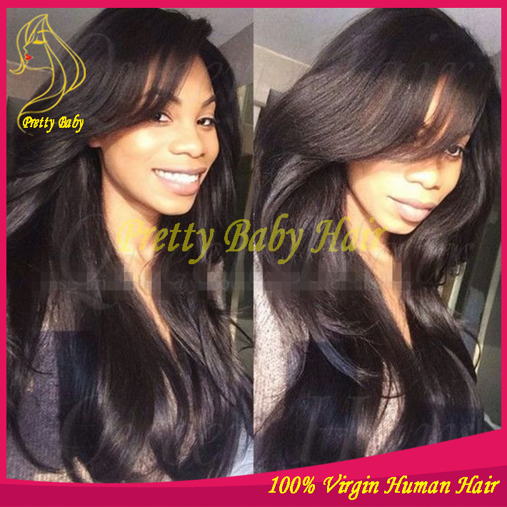 Full Lace Front Wigs Human Hair Cheap 81