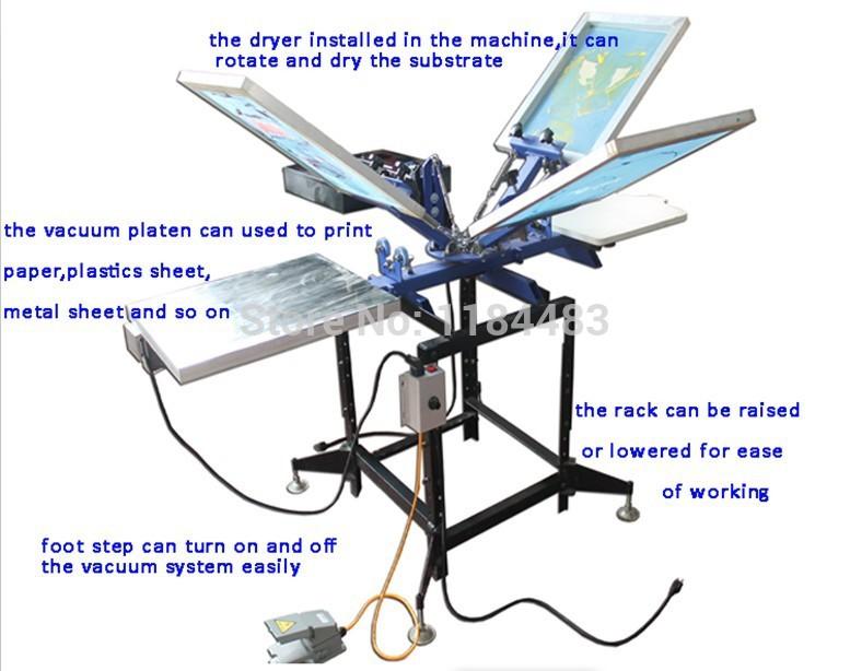 print screening machine