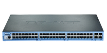 L2+ 10GE Static Routing Switch 48*10/100/1000 Base-T ports+ 4*1000 Base-X SFP combo ports+4*10G SFP+ port(China (Mainland))