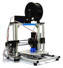 Free shipping High Quality Precision Reprap Prusa i3 DIY 3d Printer kit with Filament and LCD 270*210*200mm