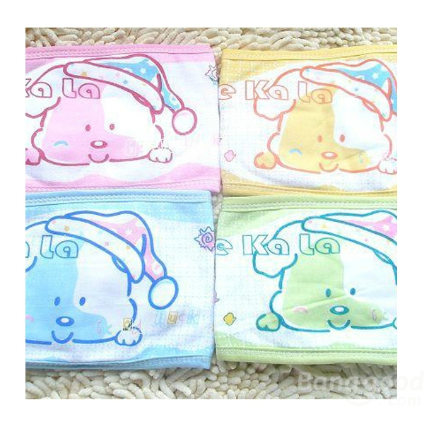 Carroteer 100% Cotton Baby Supplies Baby Burp Cloth Baby Umbilical Cord Care(China (Mainland))