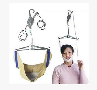 New Suspension Cervical Traction Frame Cervical Physiotherapy Device Relieve Neck Pain(China (Mainland))