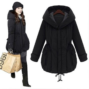 Black Parka Coats Women