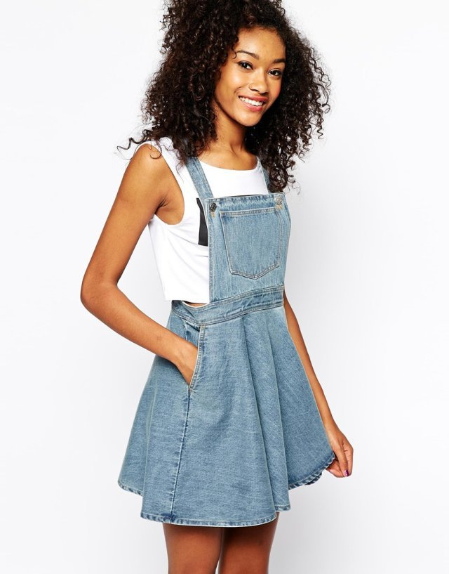 Dresses + Overalls It goes down in the DENIM. From details to unique designs, find your new favorite pair of jeans and more at Love Culture in all different light .