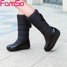 Top Fashion Big Discount Shoes Women Boots 2016 Factory price, Australia Women Keep Warm Down Boots Winter Women's Snow Boots(China (Mainland))