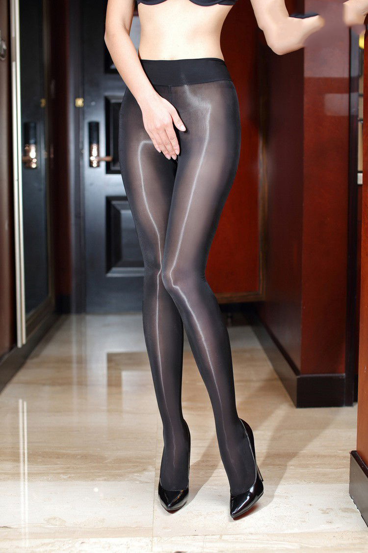 2017 New 8D Sexy Oil Shiny Pantyhose for Women Closed ...