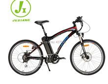 Бесплатная доставка литиевая батарея электрический велосипед спорт мопед мужчины горный велосипед с двойной дисковый тормоз 48 z