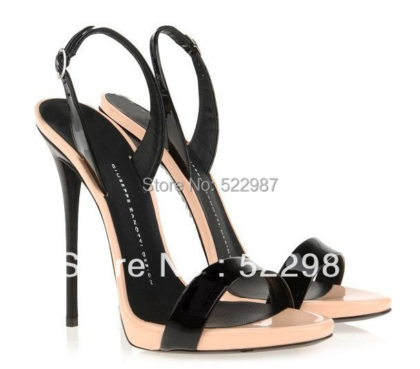 Hollow women brand name high heels pumps 2014 summer cool sandals hot selling - Rose's Boutique store
