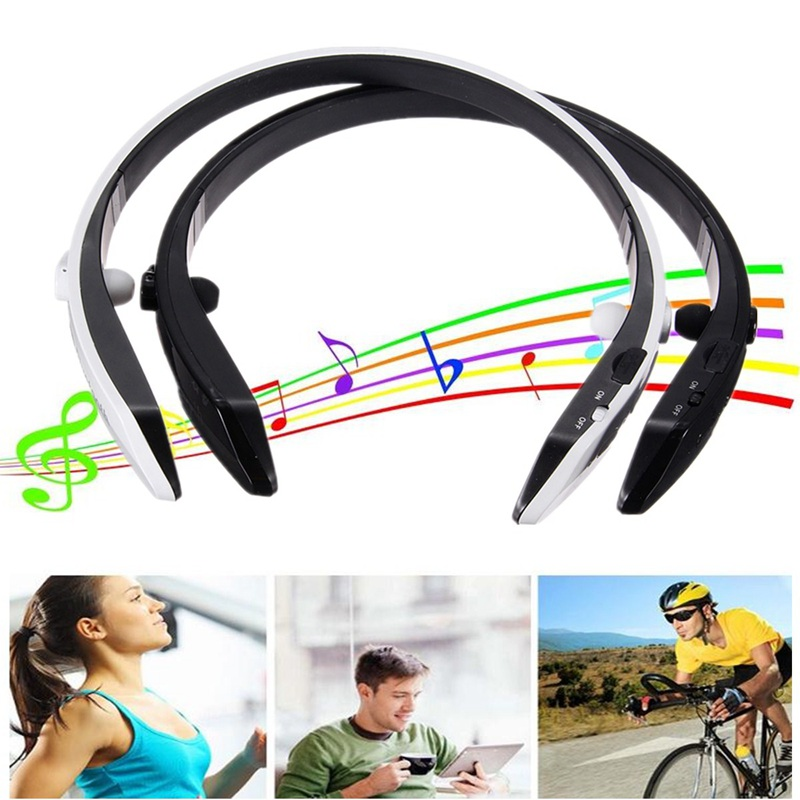 iMeaning Bluetooth 4.0 Stereo Wireless Bluetooth Headphone Earphone Inear Sport Fashion Handsfree Headset with Mic(China (Mainland))
