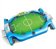 Soccer table game foosball board game with 2 ball & count score function football Tabletop Soccer toy(China (Mainland))