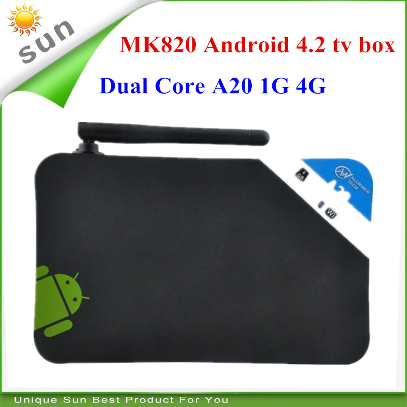 electronic 2014 new android tv box smart tv box dual core 1G 4G iptv support xbmc Youtube shipping by DHL FedEx in 5 days(China (Mainland))