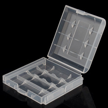 1Pcs/lot Battery Case Holder Box LR6 LR3 AAA AA Rechargeable #233(China (Mainland))