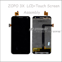 ZOPO 3X LCD Display Original LCD Display Screen + Touch Screen Digitizer Replacement For ZOPO 3X MTK6595 FHD SmartPhone