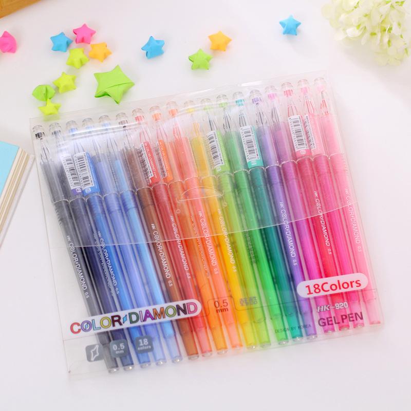 Гелевые ручки из Китая