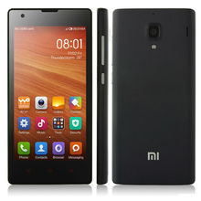 Original Xiaomi Red Rice 1S WCDMA 4.7″ 1280×720 Hongmi 1S Redmi Quad Core  Mobile Phone 8MP Dual SIM Android 4.3 Miui V5
