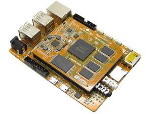 100% Original Mars Marsboard RK3066 Quad core Mali-400 MP GPU, Super Raspberries Dual core ARM Cortex A9 development board<br><br>Aliexpress