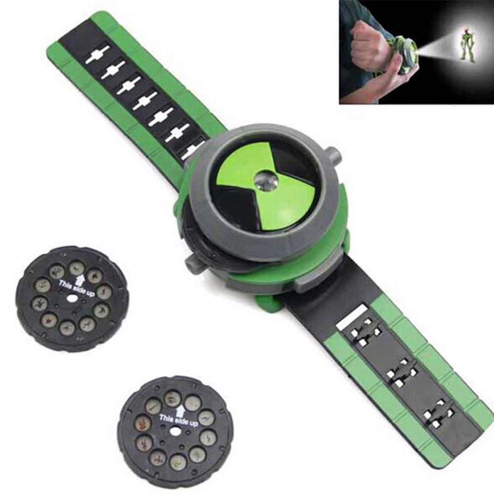 Pin reloj ben 10 proyector joyas y relojes kotear on pinterest - Montre benten ...