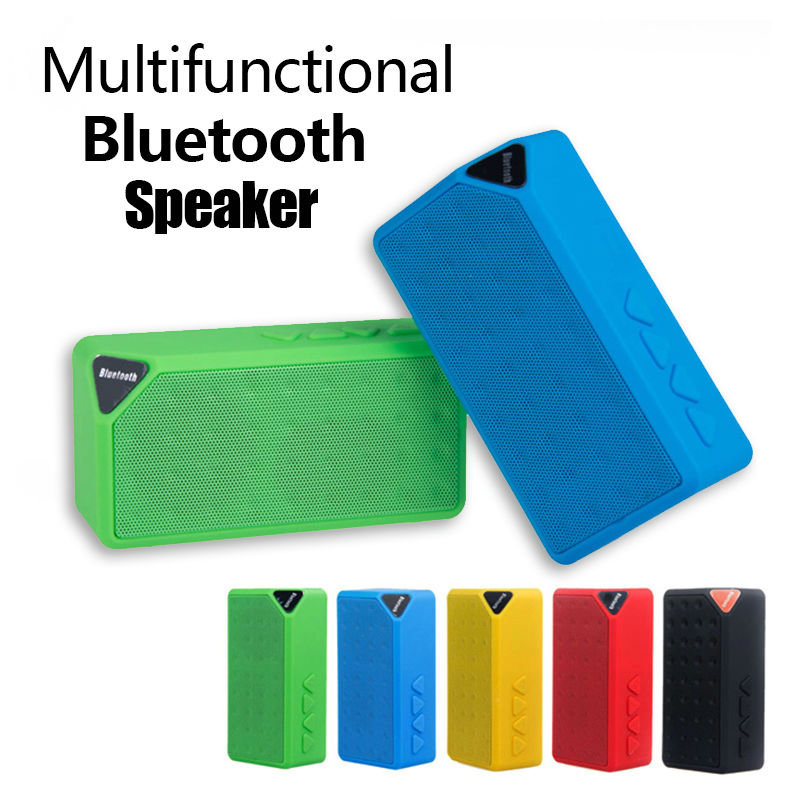 Speakers bluetooth speakers multifunctional mini bluetooth speaker portable wireless with fm radio portable led music speaker(China (Mainland))