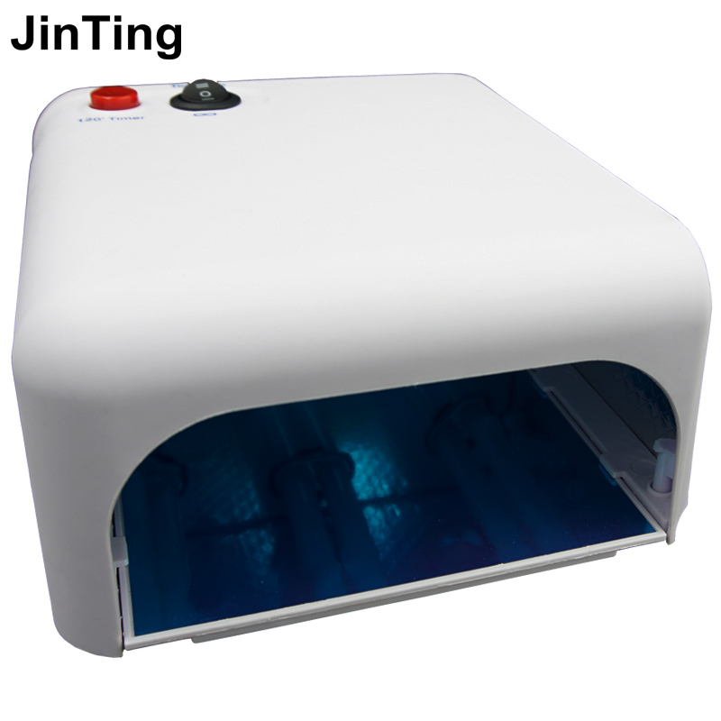 hot sale 1 pcs uv lamp 36w 220v nail art led uv lamp gel curling 3 x. Black Bedroom Furniture Sets. Home Design Ideas