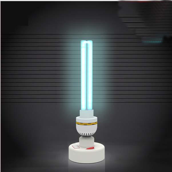 Household UV Disinfection 15W 20W 30W Lamp E27 220V T6 UVC Quartz High Ozone /no Ozone Optional UV Germicidal Ultraviolet Lamps(China (Mainland))