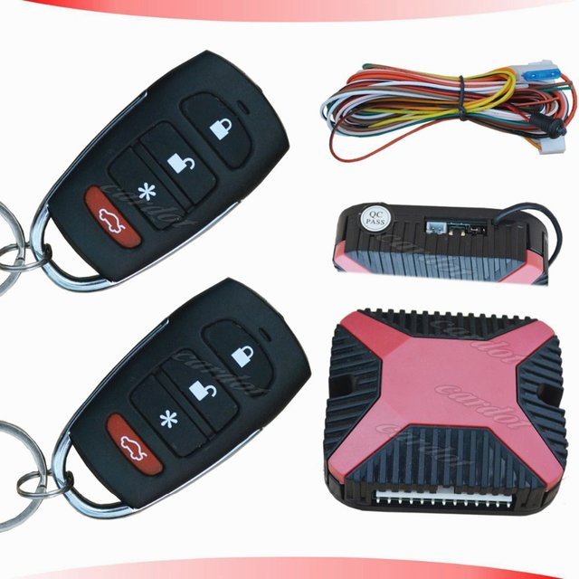 Latest remote keyless entry with kia remotes,4 functional pressing buttons,remote lock,remote unlock,remote central lock series