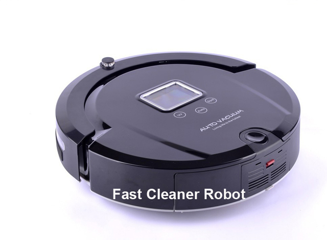 (Free for Russian) newest model ,on sale robot vacuum cleaner with mop, Schedule,2Way VirtualWall,SelfCharge with LCD